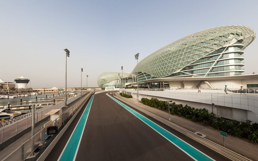 Apex Wiring Abu Dhabi Grand Prix