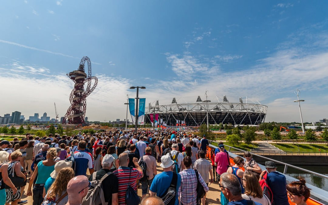 Apex Wiring London Olympics