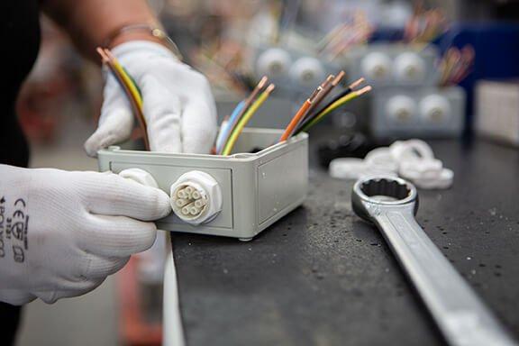 Apex Modular Wiring Factory