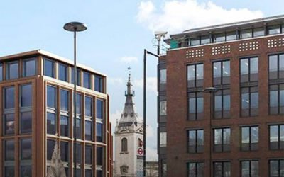 Apex wins contract in the shadow of St Paul's Cathedral
